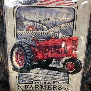 American farmers sign